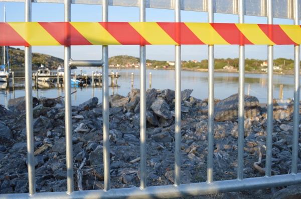 Brännö Bys Samfällighetsförening dump i Rödsten