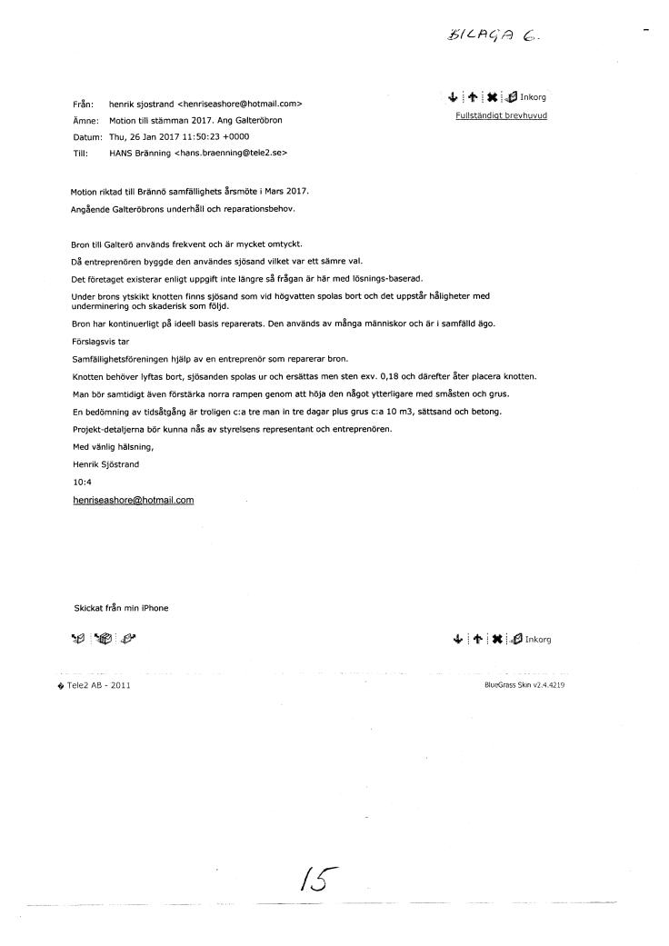 motion-henrik-sjostrand-aarsstaemma-2017-braennoe-bys-samfallighetsfoerining